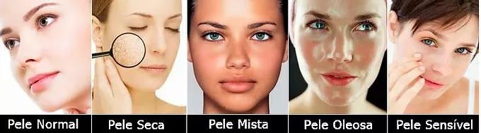 água micelar: tipos de pele