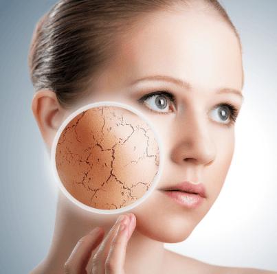 produtos para pele seca skin care