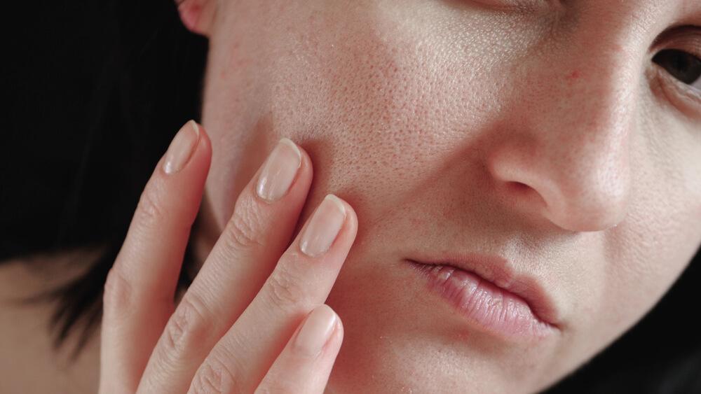 skincare cuidados com a pele seca