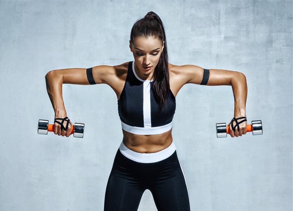 Hipertrofia Feminina: Descubra como ganhar mais massa muscular!